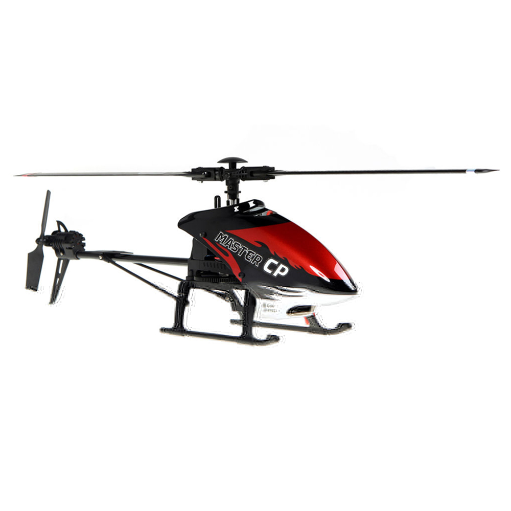 Walkera Hot 100% Original Master CP Flybarless 6-Axis Gyro 6CH BNF RC Airplane купить
