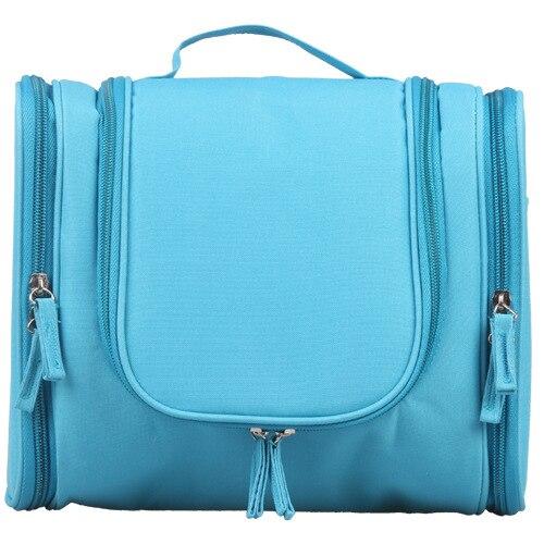 Il trasporto libero 2018 nuova versione coreana del sacchetto cosmetico impermeabile del sacchetto della lavata di viaggio multifunzionale compone la borsa di immagazzinaggio dell'attrezzo