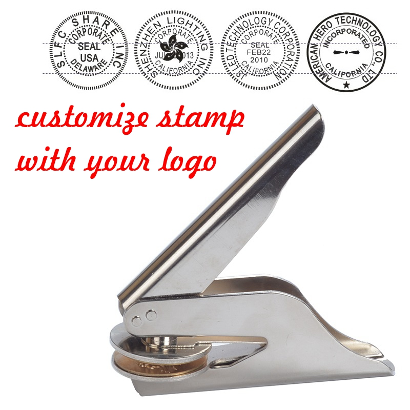 Hot Embossing DIY customize wax stamp with your logo Personalized Embossing Seal for Letter head Wedding Envelope Gauf personalized custom 2 5cm wax seal stamp wedding logo initials birthday gift stamp with wooden handle by free shipping
