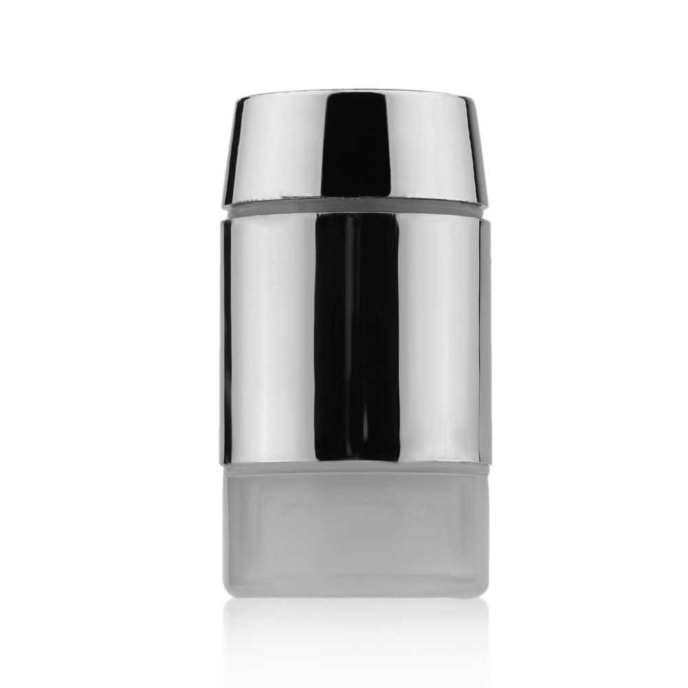 Модный светодиодный светильник для душа, 3 цвета, с датчиком температуры, универсальный адаптер, аксессуар для кухни