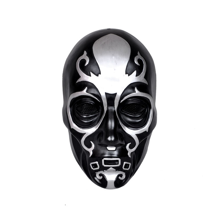 Harry Porter de Malfoy Lucius of high-grade resin mask glass steel grade resin M076 1 pa ...