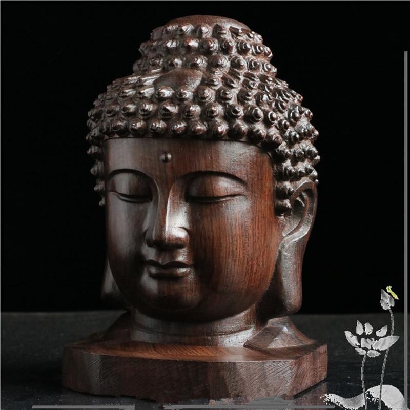 6 cm Wooden Buddha 1