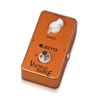 JOYO JF 06 Vintage Phase Electric Guitar Effect Pedal Wide Spacy Eerie Phase Re Creates The