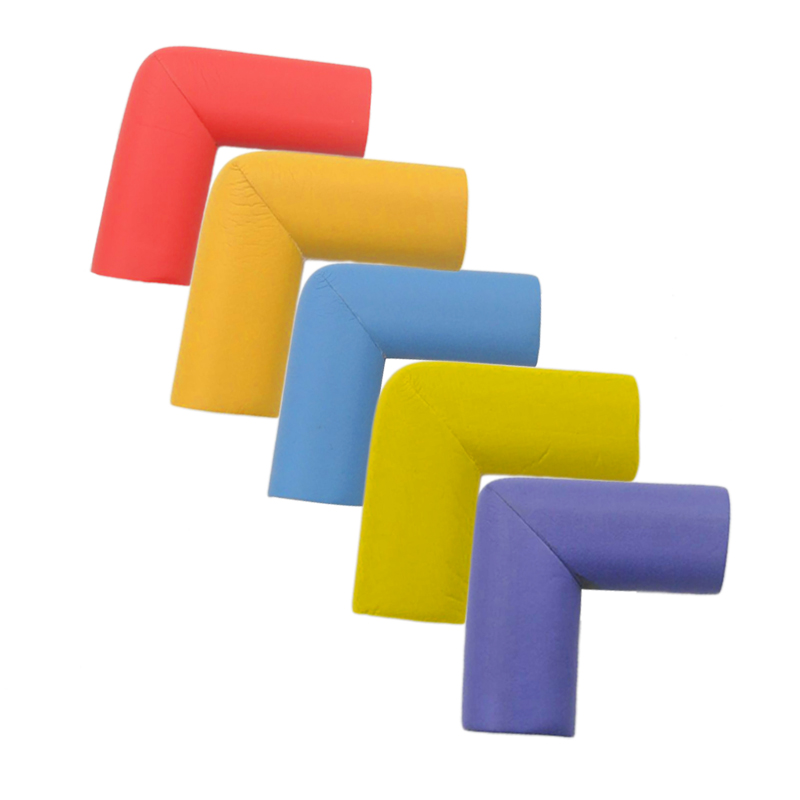 8Pcs Child Baby Silicone Safety Protector Table Corner Protection From Children Anticollision Edge Corners Guards Cover For Kids