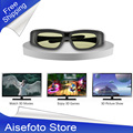New Gonbes G05-A 3D Glasses Universal 3D Active Shutter Glasses For Panasonic For Sharp For LG For Bluetooth Signal 3D Glass