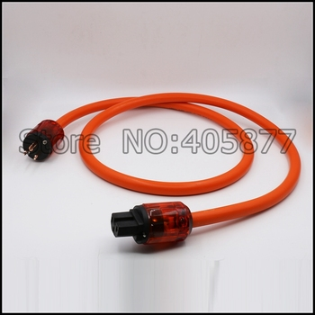 High Quality Hifi audioK-800 Copper Audio US Power Cable Hifi Audiophile Power Cord Cable