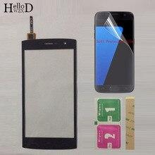 5.5インチ携帯用タッチスクリーンタッチスクリーンhomtom HT7 HT7プロタッチスクリーンデジタイザータッチパネルレンズガラスプロテクターフィルム