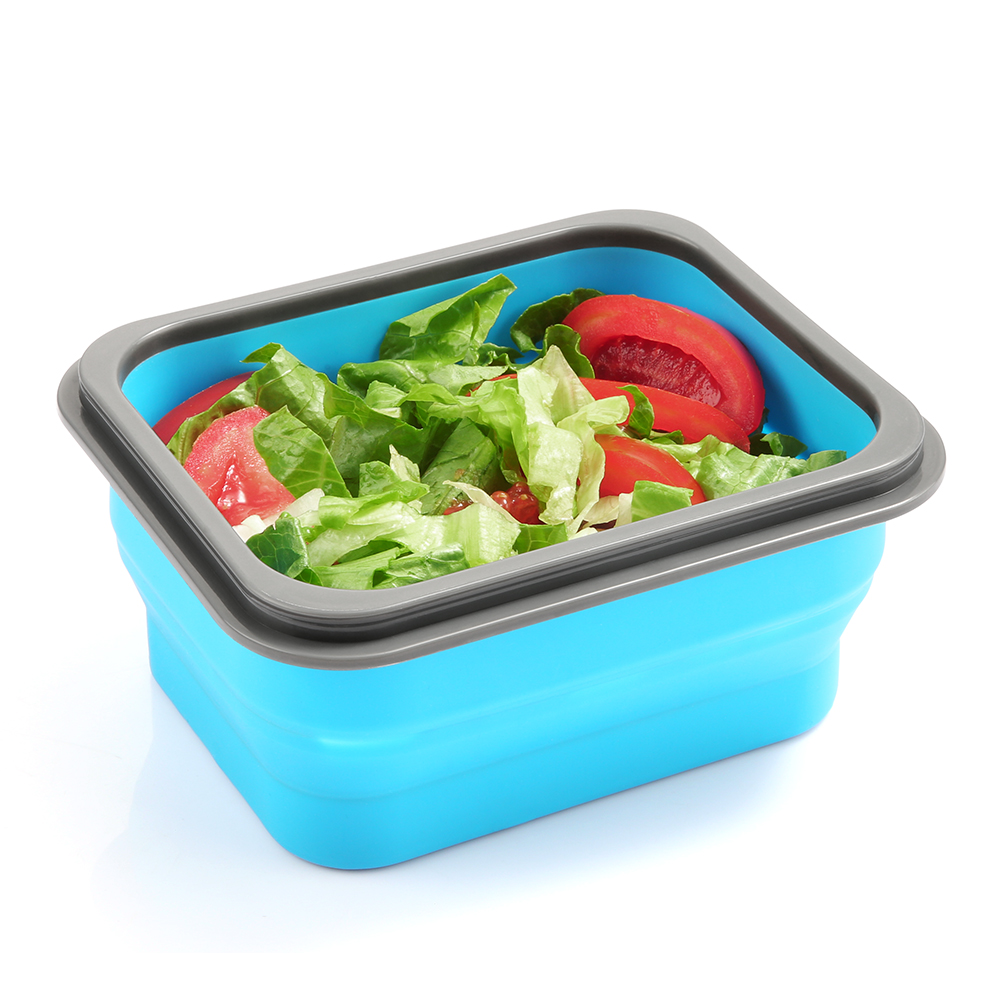 Superbe Aliexpress.com : Buy Zanmini Silicone Food Storage Container Kitchen  Microwave Tableware Portable Household Outdoor Food Fruit Organizer Lunch  Box From ...