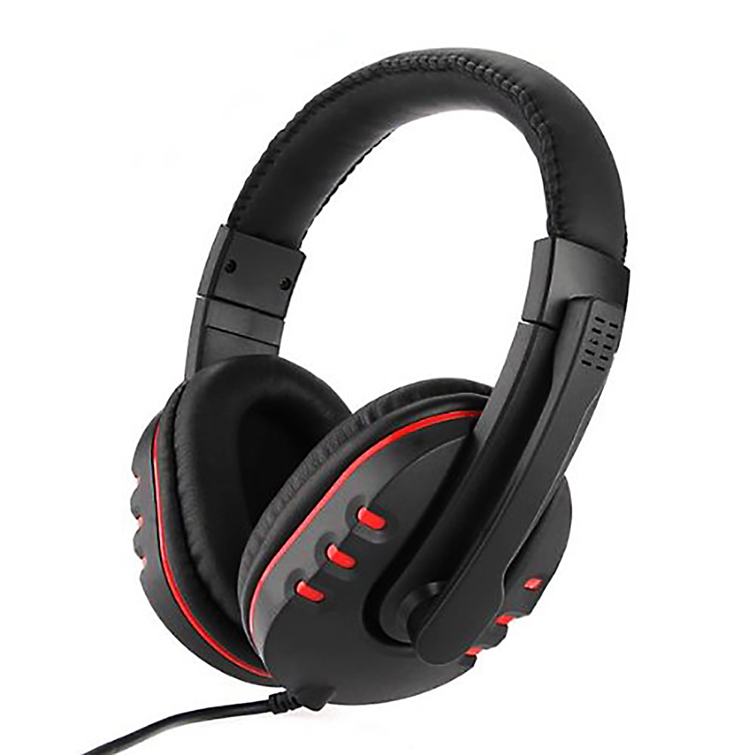 Marsnaska лучший продавец usb Over-Ear Наушники бас стерео наушники гарнитура наушники С микрофоном для PC Gamer PS3
