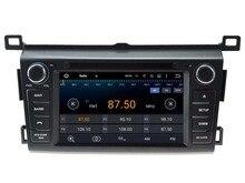 Android 7.1 del coche DVD Navi para Toyota RAV4 2013-2014 audio multimedia auto Stereo soporte DVR WiFi DAB OBD todo en uno
