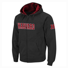 2016 Autumn Winter Men's Sweatshirts Long Sleeve Harvard Printing Hoodies Men's Fashion Clothing Hooded for Men JA7078
