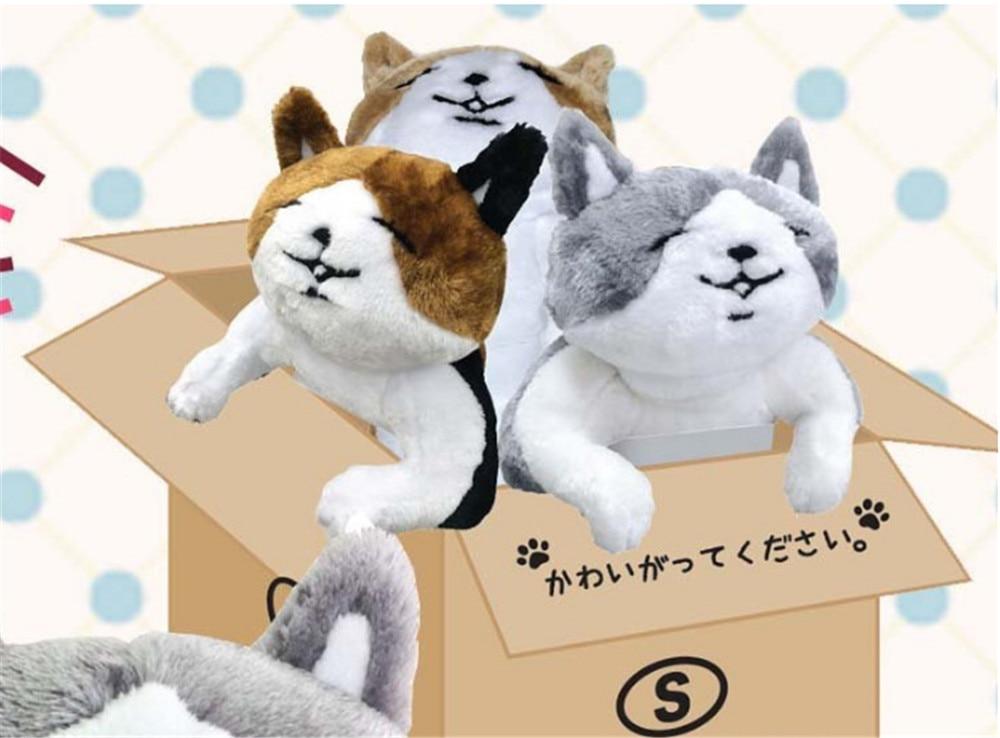 85cm Big Plush Cartoon Soft Cat Plush Pillow 33/'/'  Animal Cats Toy