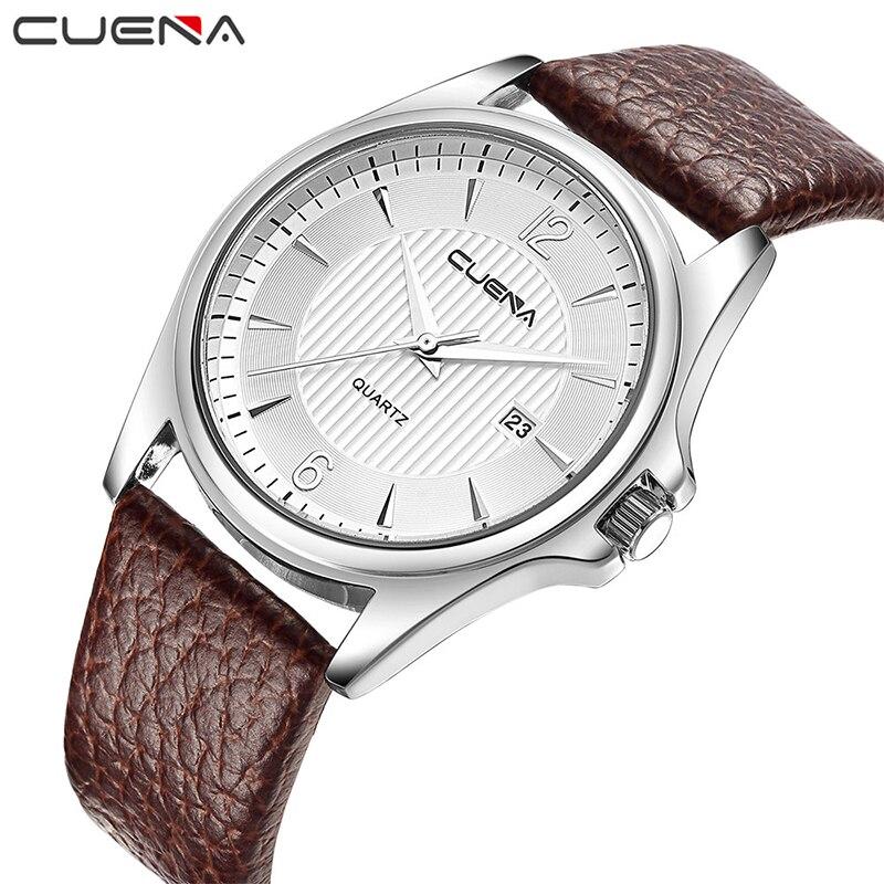CUENA Men Quartz Watchs