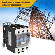 CJX2-8011 High Sensitivity AC Contactor Industrial Electric 380V AC Contactor 80A цена