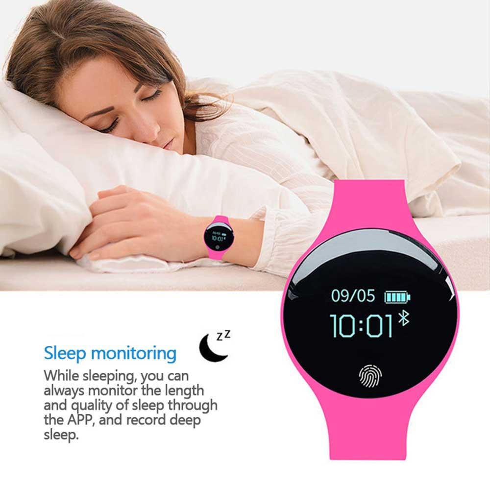 Top Marque Femme Montre Smart Watch Fashion casual Montre-Bracelet Électronique LED Numérique Sport Montres Pour femme Horloge Smartwatch