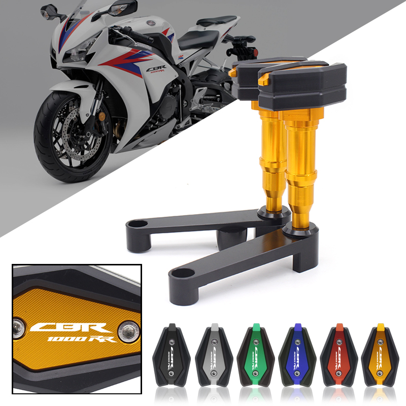 For Honda CBR1000RR 2008 to 2011 Moto Frame Slider Crash Pad Fairing Cover Protection Motorcycle Accessories