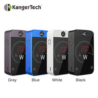 Original Kangertech Pollex 200W Touch Screen TC MOD Built in 3500mAh Battery & Touch Screen Technology Max 200W Output Vape Mod