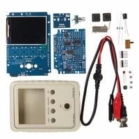 Original DSO150 15001 K Jye Tech DSO-SHELL DIY digital osciloscopio conjunto con carcasa kit lcd
