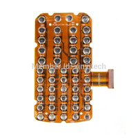 For Motorola Symbol MC3100 Keyboard Keyswitch Keypad 48Keys