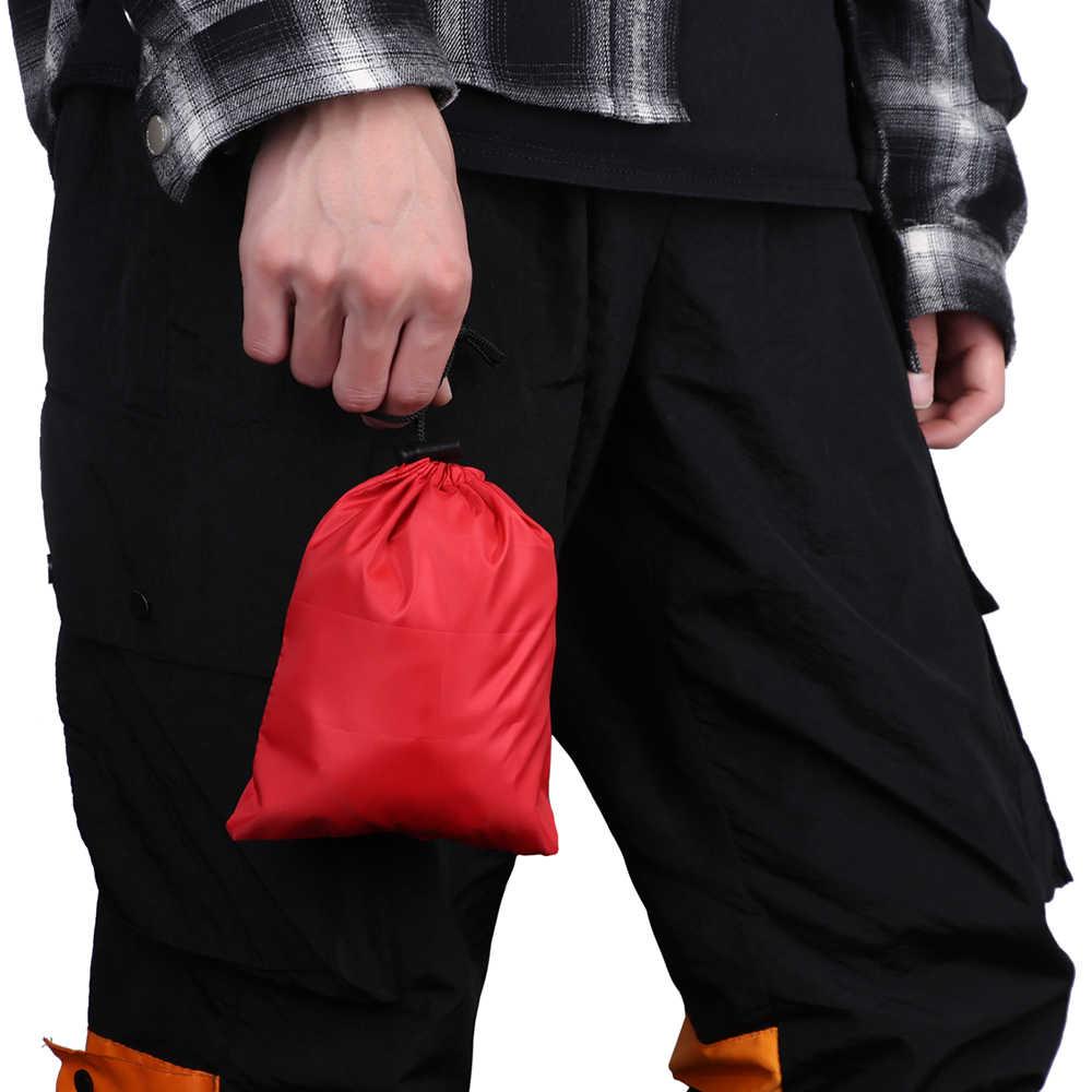 1 PC Multicolor Saco Organizador da Viagem Mochila Capa de Chuva Portátil À Prova de Poeira À Prova D' Água Anti-rasgo Anti-UV Camuflagem Cabe 20-80L