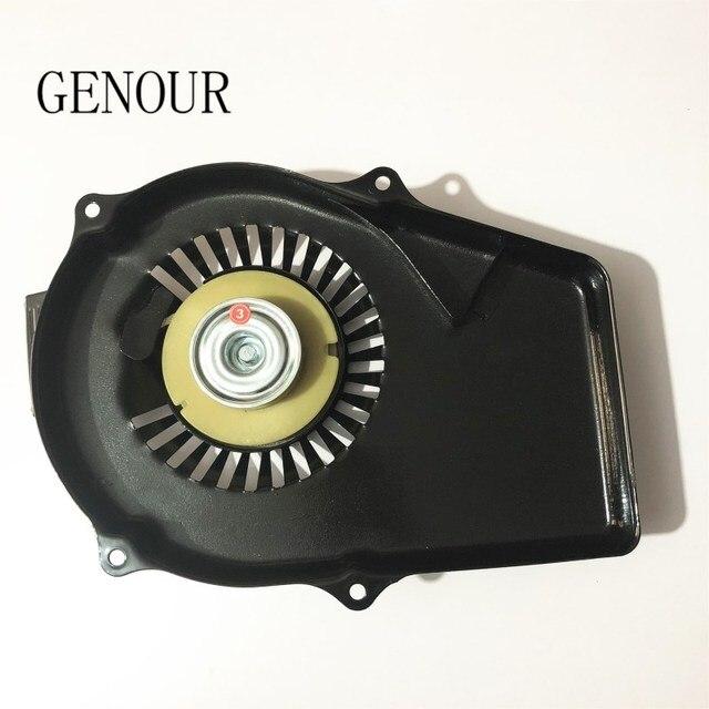 ET950 ET650 נרתעת STARTER עבור גנרטור TG950 650 W 950 W 1000 W 1KW 2 שבץ 1E45 גנרטור חלקי חילוף, נרתע starter