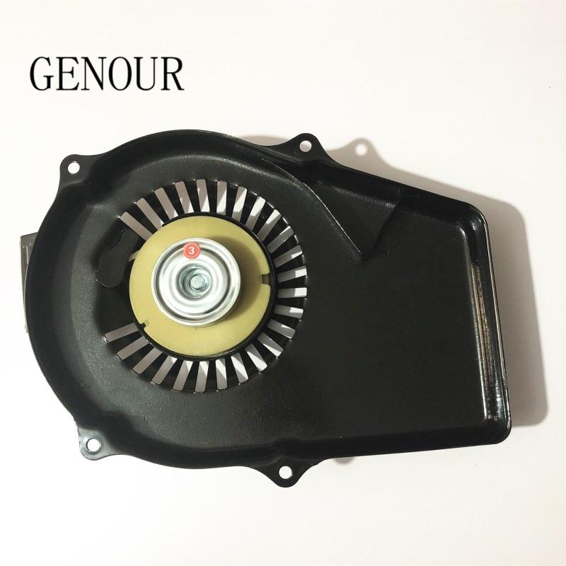 et950 et650 recoil starter para o gerador tg950 650 w 950 w 1000 1kw 2 pecas