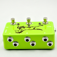 Looper Guitar Pedal 3 Channel Selection True Bypass Effects Footswitch Pedal Guitare Effects Switch Parts