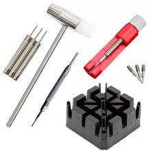 10pcs/Kit Metal Watch Band & Bracelet Link Remover Repair Tool Repair W