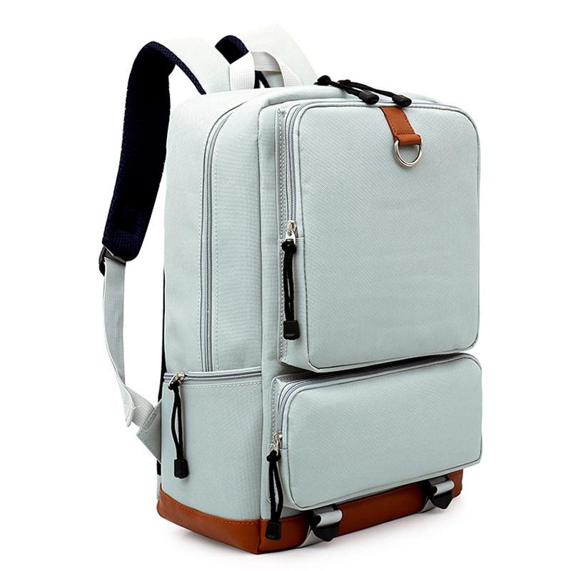 Fashion Laptop Backpacks Women Waterproof Backpack Men School Bags For Teenagers Male Large Capacity Travel Bag 2019 Rucksack