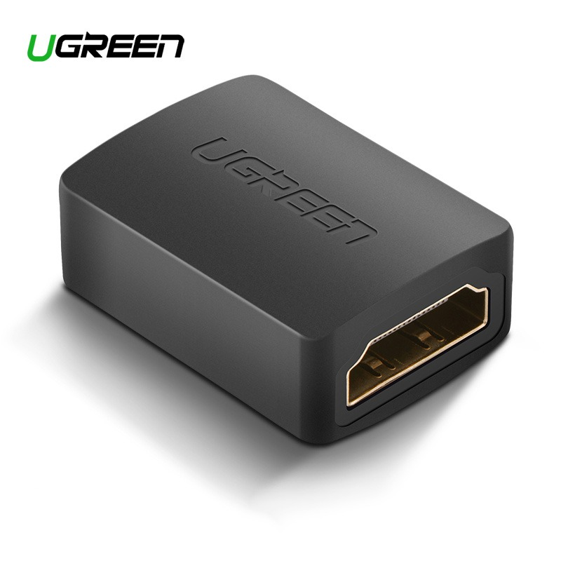 UGREEN HDMI Étendu Adaptateur Haute Vitesse 3D 4 k HDMI Femelle à Femelle Coupleur Adaptateur pour TV PS4 PS3 Nintendo commutateur Xbox