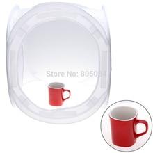 60×60 cm photo lumière tente Photo Studio soft box Tente de Tournage Softbox + sac portable + 4 Rideaux livraison gratuite