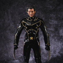 Marvel Comics X-Men The Last Stand Logan Wolverine 29cm Model Anime PVC Action Figure Kids Gift T35