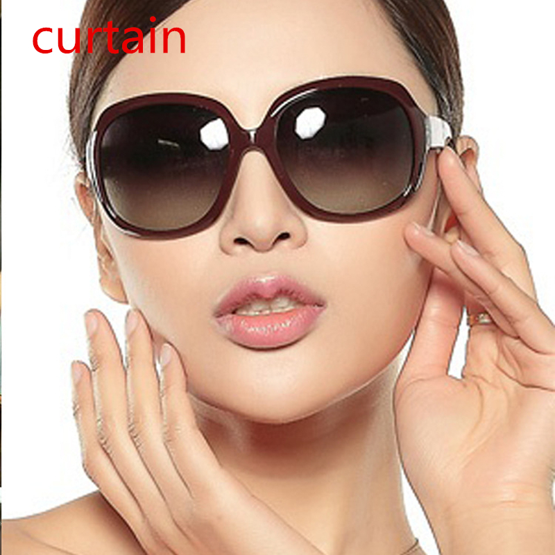 2019 NEW Brand Summer Sunglasses Women Sun Glasses Vintage 5 Colors Fashion Big Frame UV400 Oculos De Sol Feminino