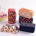 Fashion Travel Accessories Bra Bag Floral Flower Underwear Storage Bag Travel Lingerie Organizer Bag Bra Holder Bag Wholesale