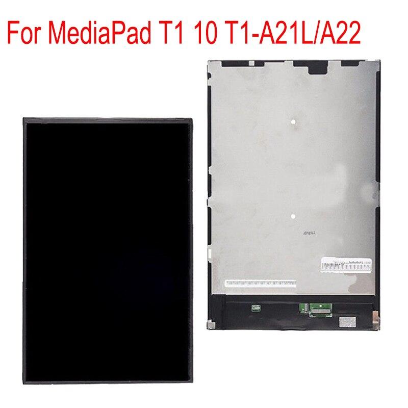 9.6 For Huawei MediaPad T1 10 T1-A21L T1-A22 LCD Screen Display IPS 1280x800 Repair Parts