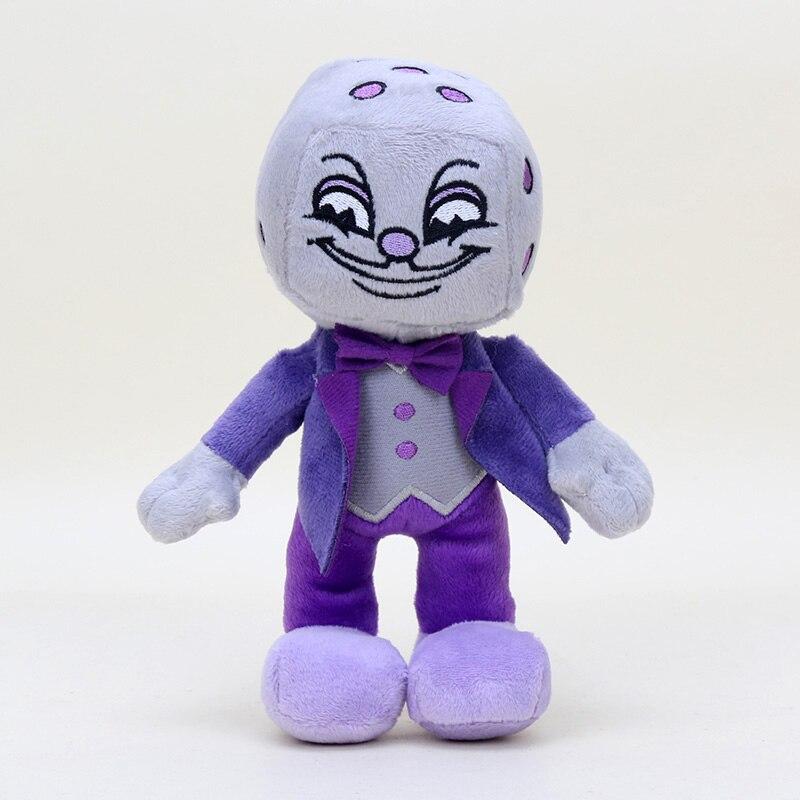 10/'/' Cuphead Plush Toy Captain Brineybeard Legendary Stuffed Doll Christmas Gift