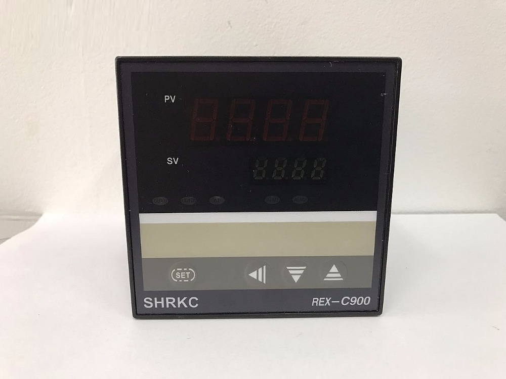 SHRKC <font><b>REX</b></font>-<font><b>C900</b></font> intellenge temperature controller,96x96mm <font><b>PID</b></font> digital display temperature instrument image