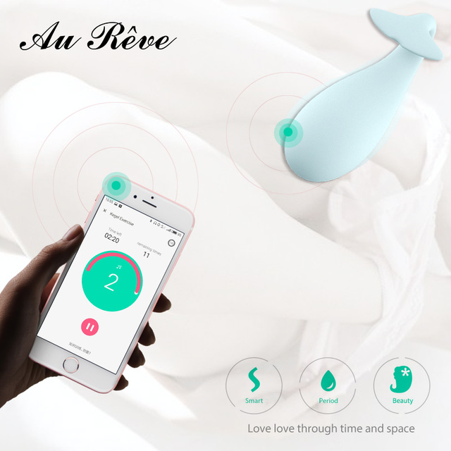 Love Egg Novelty Body Vibrator Vagina Massager