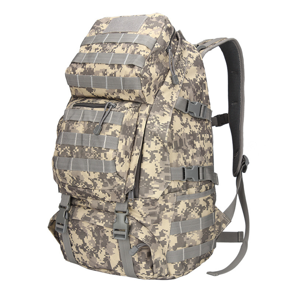 Sports backpack military camouflage equipment package tactical backpack large capacity friends travel backpack
