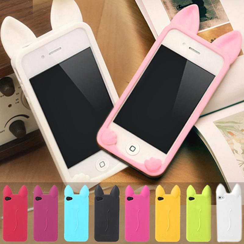 coque rose lapin iphone 4