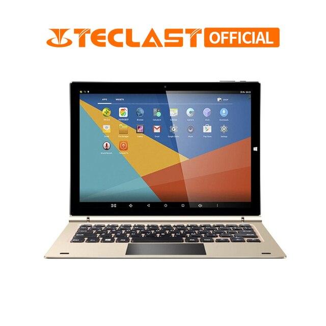 Máy tính bảng Teclast Tbook 10 S 10.1 Inch 1920*1200 2 trong 1 Máy Tính Bảng Dual Boot Windows 10 + Android 5.1 Intel Z8350 Quad Core RAM 4G 64G ROM