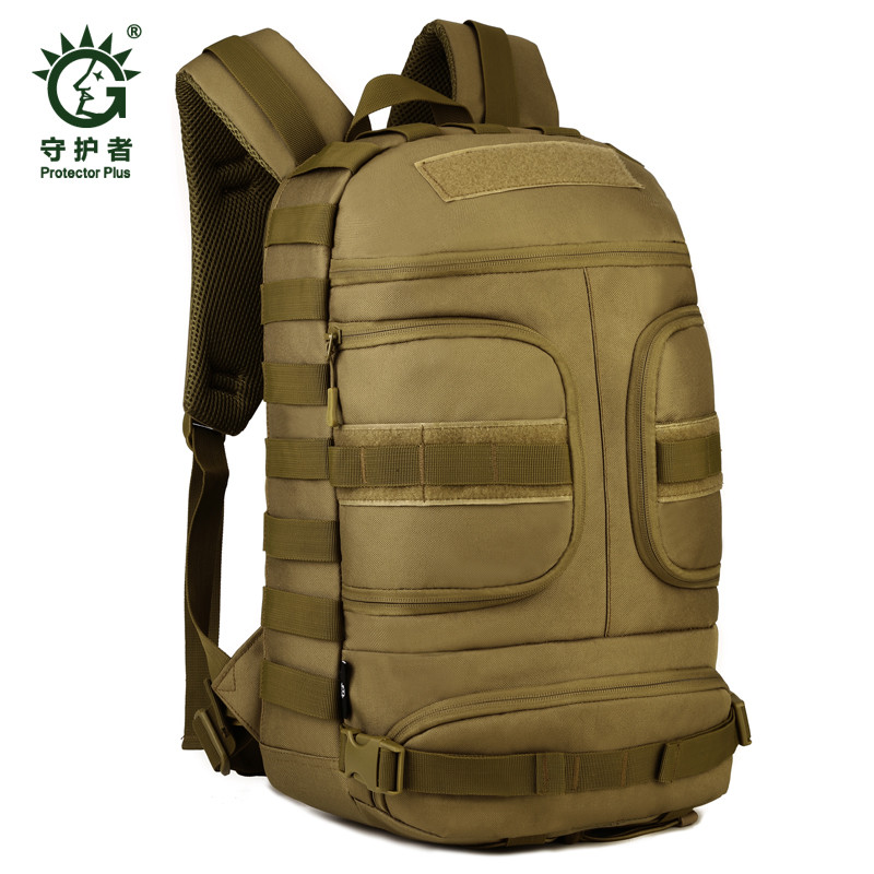 ФОТО Men's  Military Backpack High Quality Waterproof Nylon Women Casual Travel DSLR Camera Bag Camouflage Laptop Pack