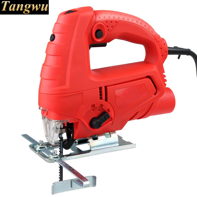 Free shipping electric curve saw cutting machine woodworking saws DIY household garlands manual scroll woodworking tools free shipping domestic woodworking high power electric tool portable electric planer