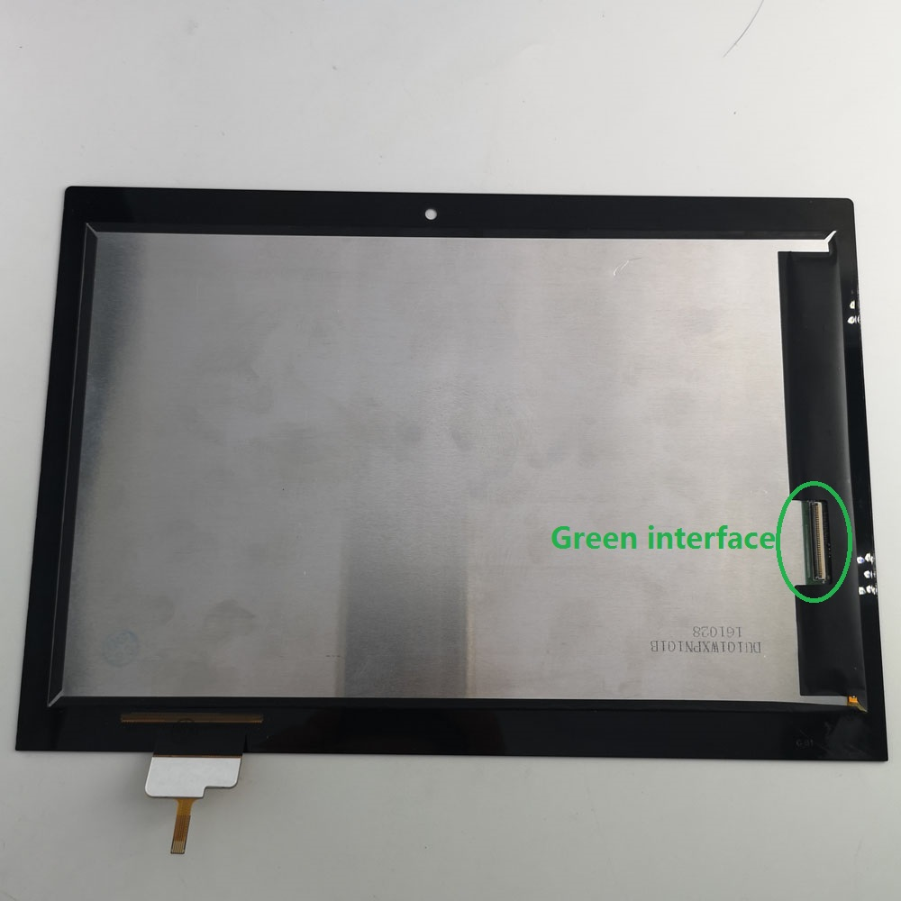 """10.1""""For Lenovo ideapad MIIX 325 10ICR lcd display touch screen digitizer replacement complete repair panel 100% test work fine