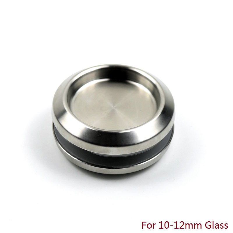Stainless Steel Glass Door Knob Pull Handle Shower Box Sliding Glass Door mini stainless steel handle cuticle fork silver