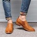 Vestido de Luxo para homens Respirável Genuíno Sapatos de Couro de Negócios Oxfords Sapato de Casamento Nightclub Homem Trabalho SMYLMX-E0006