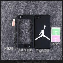 Full Protection Jordan Phone Case iPhone 6 S 6S plus 7 7plus 8