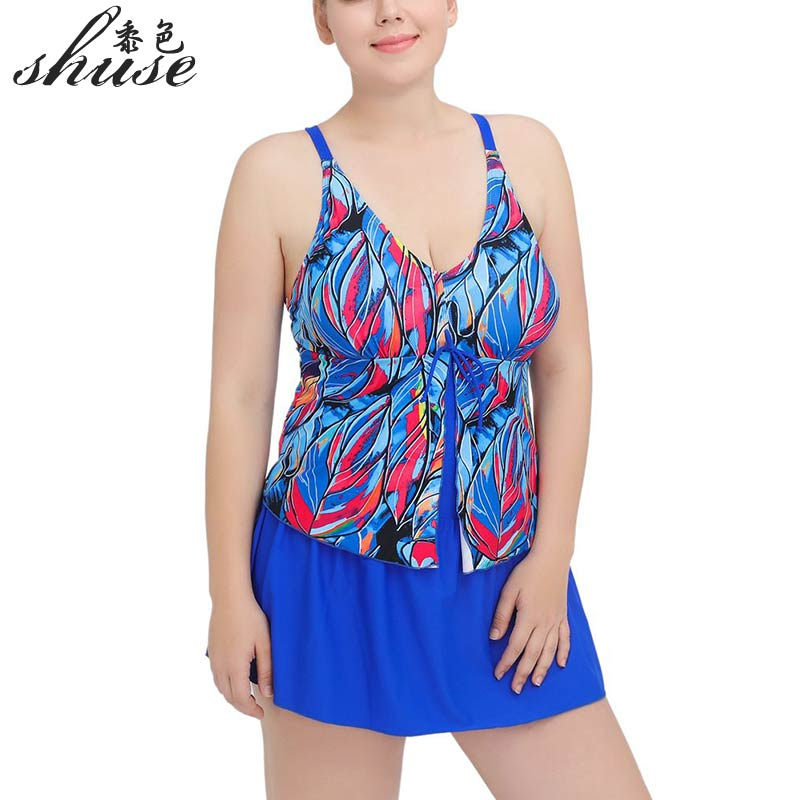 6XL Bodysuit Vintage Plus Size Swimwear Female One Piece Swimsuit Suit for Big women Swimming Dress Large Size Bathing Suits women one piece triangle swimsuit cover up sexy v neck strappy swimwear dot dress pleated skirt large size bathing suit 2017