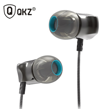 In-ear Earphone QKZ X10 HiFi Earphones Stereo Headset Noise Canceling fone de ouvido Original Earbuds auriculares audifonos