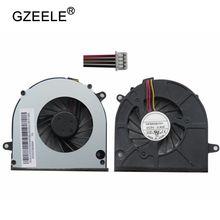 GZEELE ноутбук процессора вентилятор охлаждения для lenovo G460 G460A Z565 Z460A G465 Z465 Z560A Z560 Z460 G560 G565 Тетрадь процессорный кулер и 4-мя линиями